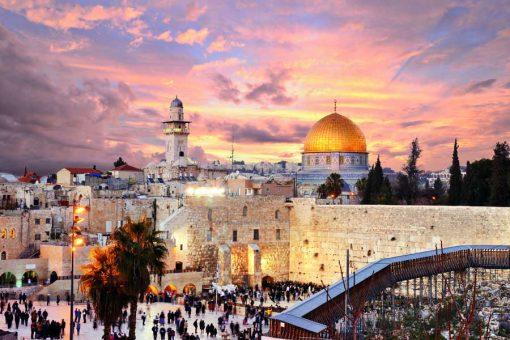 jerusalem backdrop