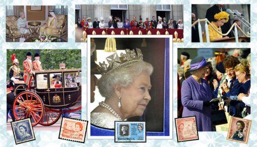 queen elizabeth 2 backdrop