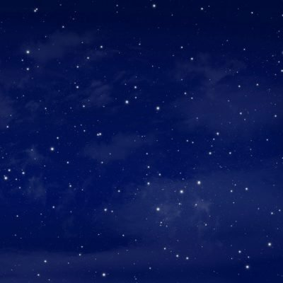 Night Sky Stars Backdrop