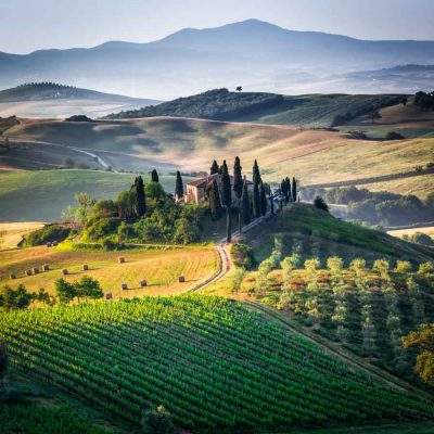 tuscany backdrop