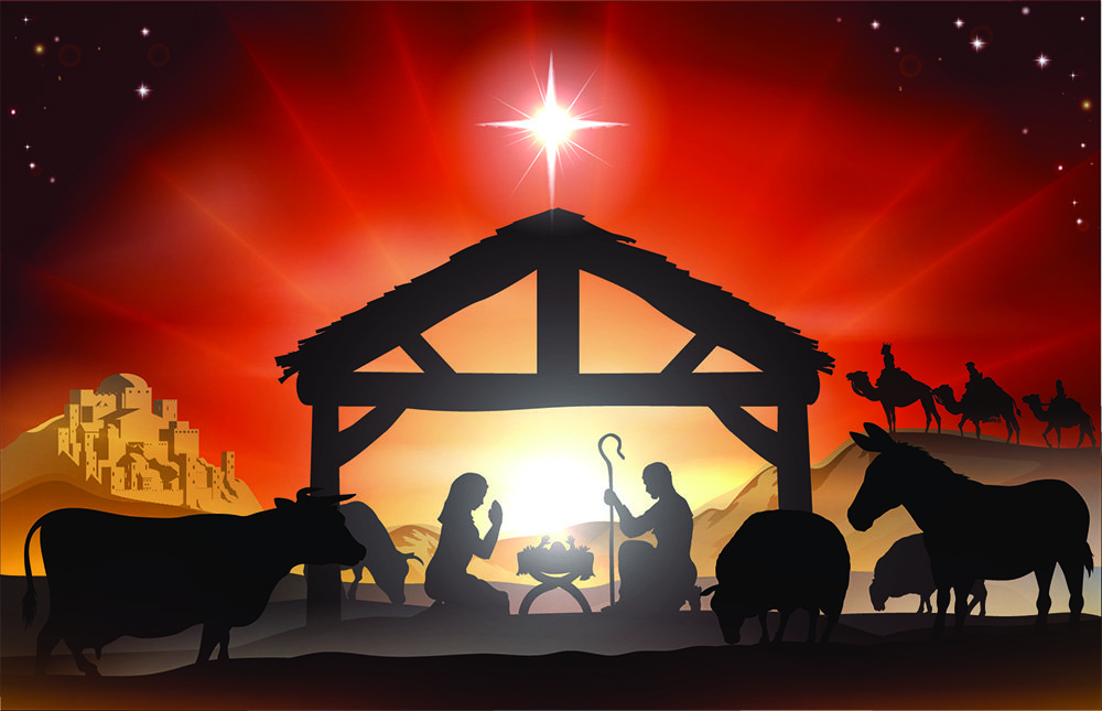 Nativity backdrops- greater choice for 2017