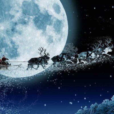 Santa-Sleigh-flying 2
