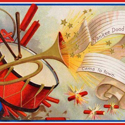 American-independence-drum