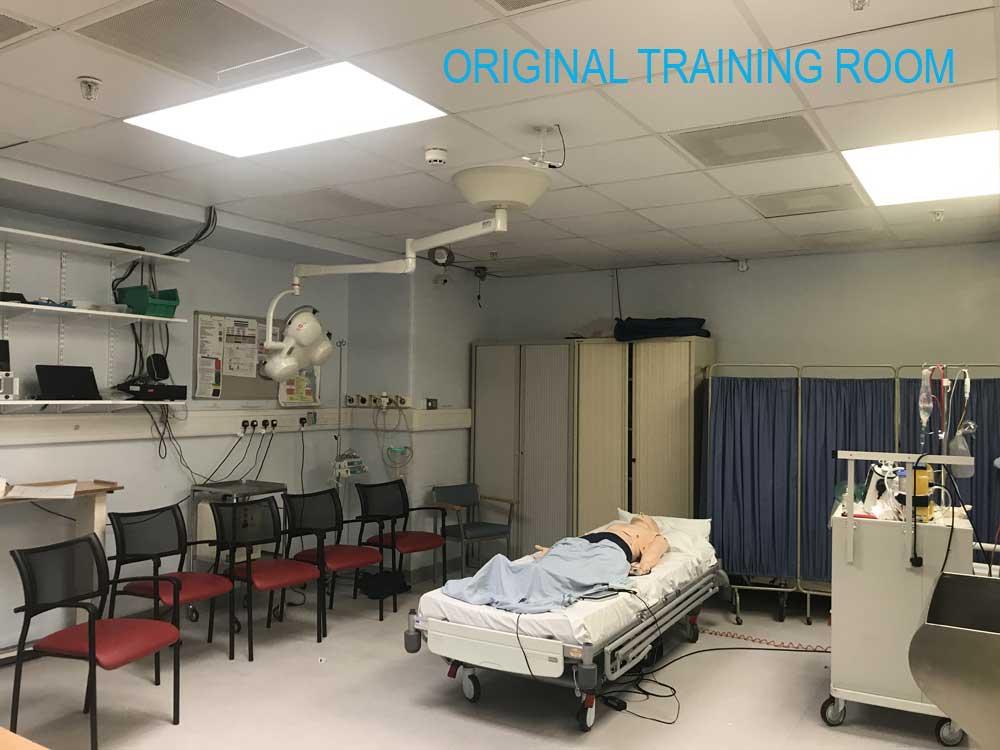 Original Training Room